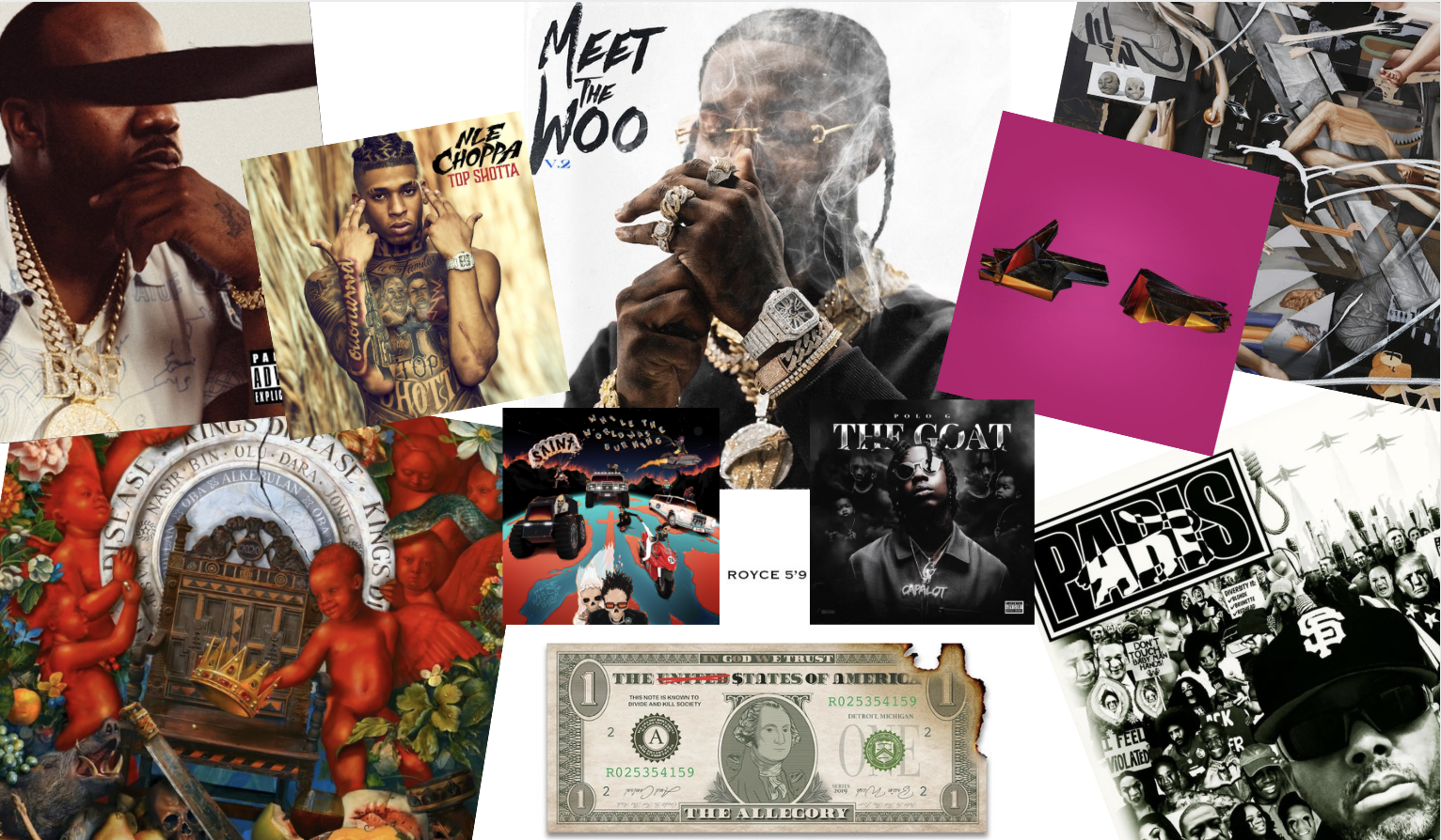 AllHipHop's Top 100 Hip-Hop Albums Of 2020