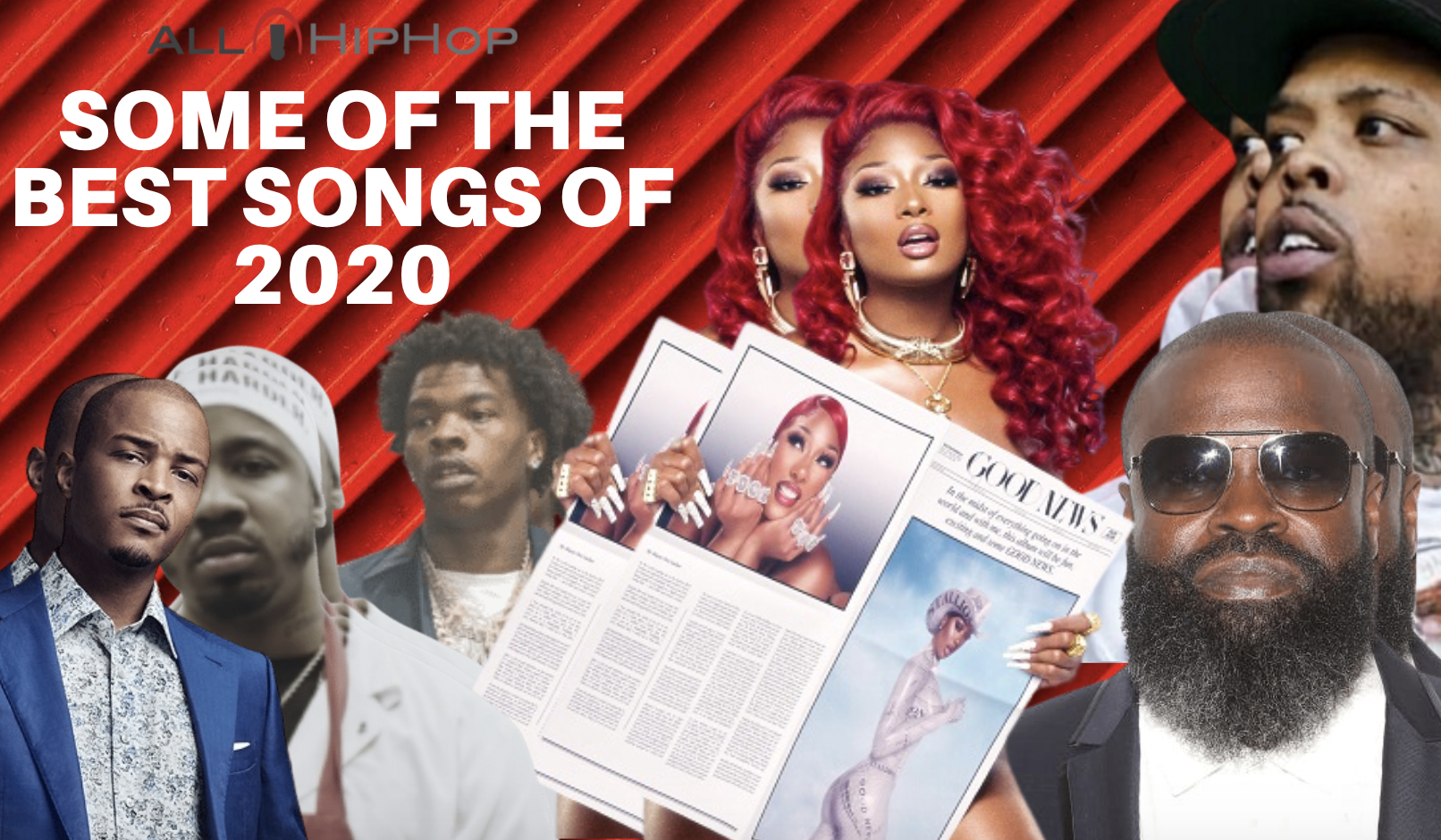 Some of the best songs of 2020