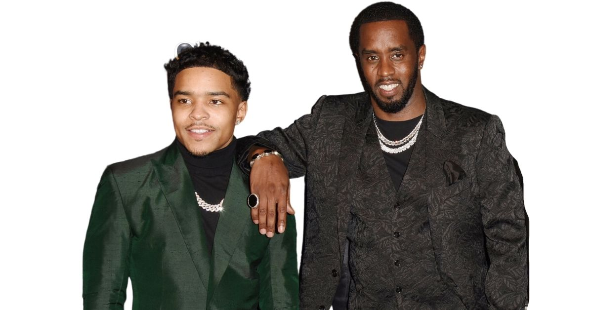 Justin and Diddy