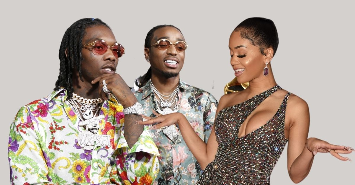 Offset Quavo and Saweetie