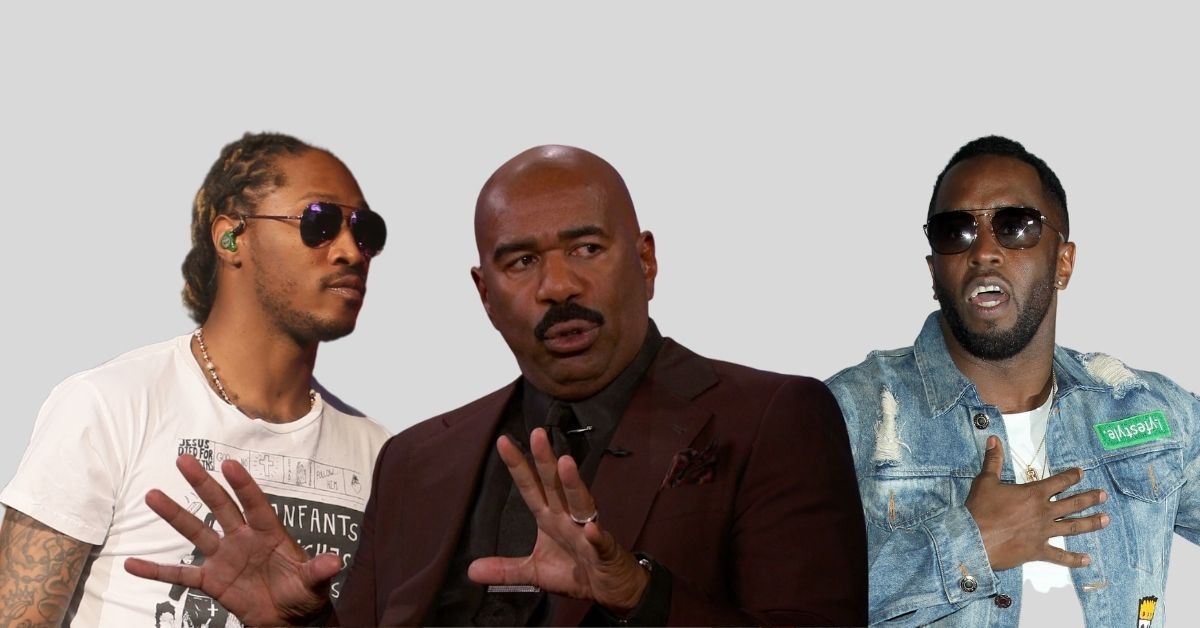 Steve Harvey, Future and Diddy
