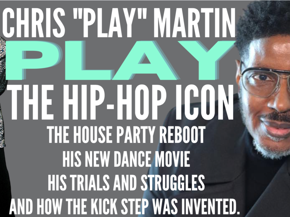 "Chris ""Play"" Martin"