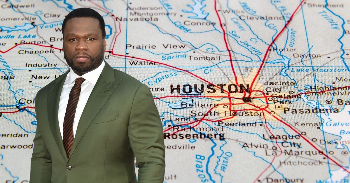 50 Cent Makes Good On Vow To Leave New York With Move To Houston; Announces Another Crime Series