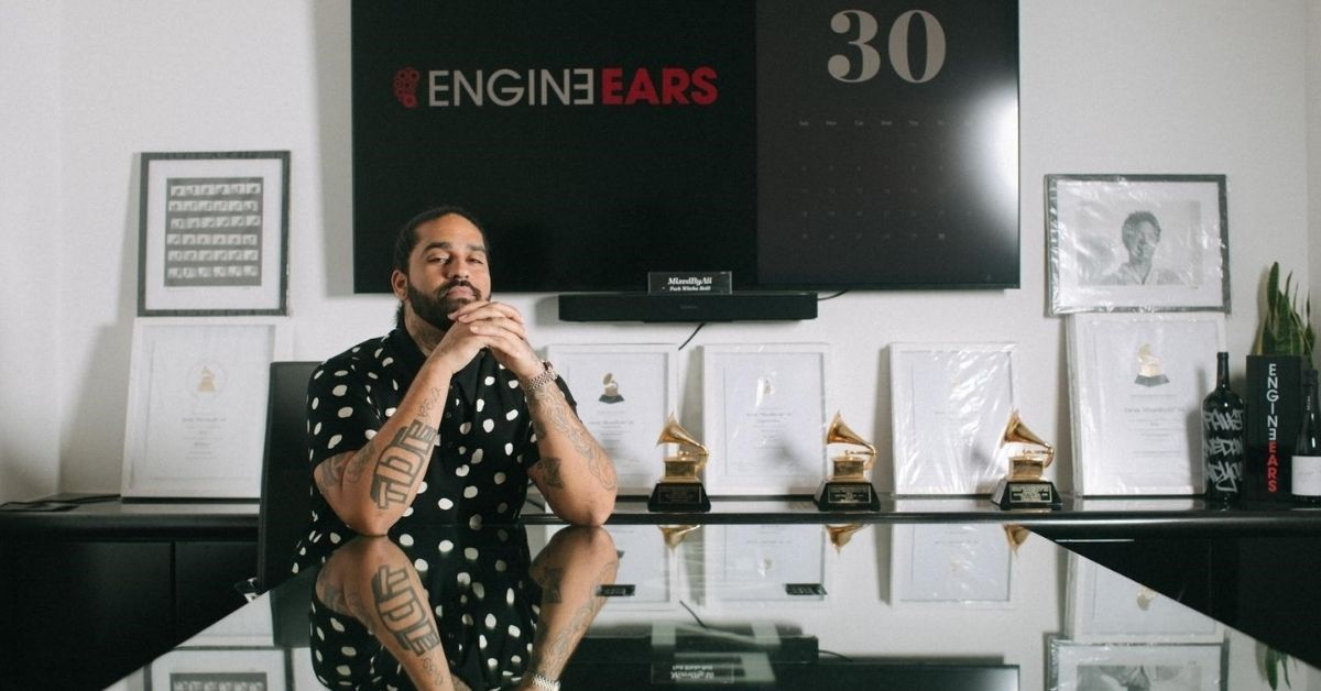Kendrick Lamar, Roddy Ricch Pour Millions Into EngineEars App Created By MixedbyAli