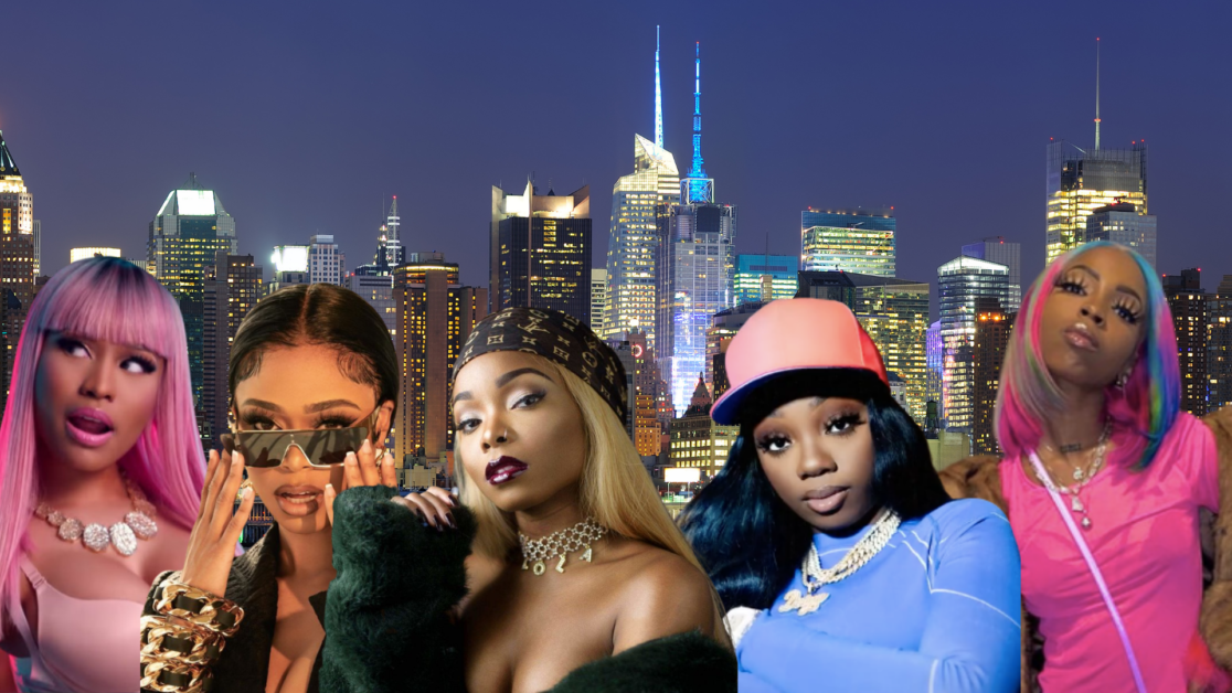 Big City of QUEENS: NYC Female Hip Hop Artists Slay for The Spring