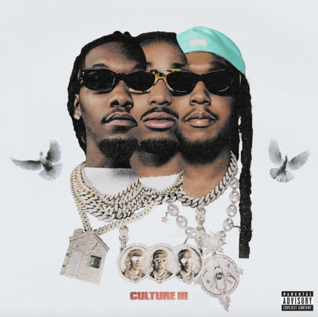 The Migos Return With 19-Track 'Culture III' Album Featuring Drake, Cardi B, Polo G, Future And Justin Bieber