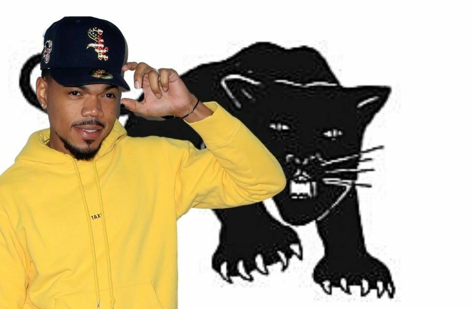 chance the rapper and the black panthers