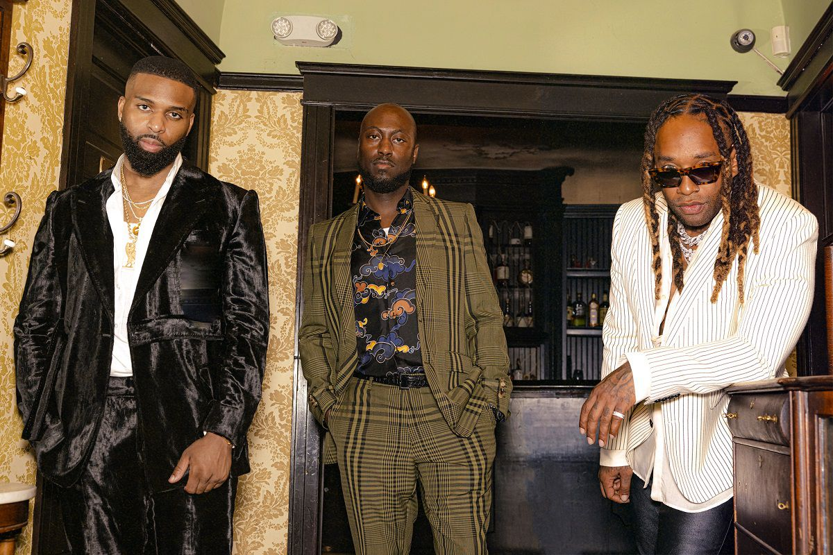 DVSN & Ty Dolla Sign Drop Joint Project 'Cheers To The Best Memories'
