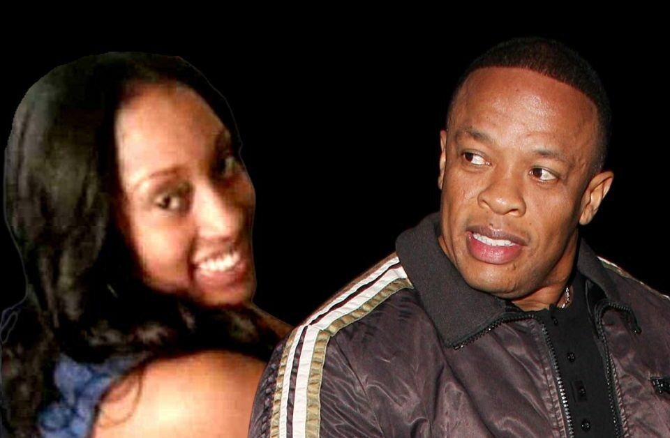 LaTanya Young and Dr. Dre