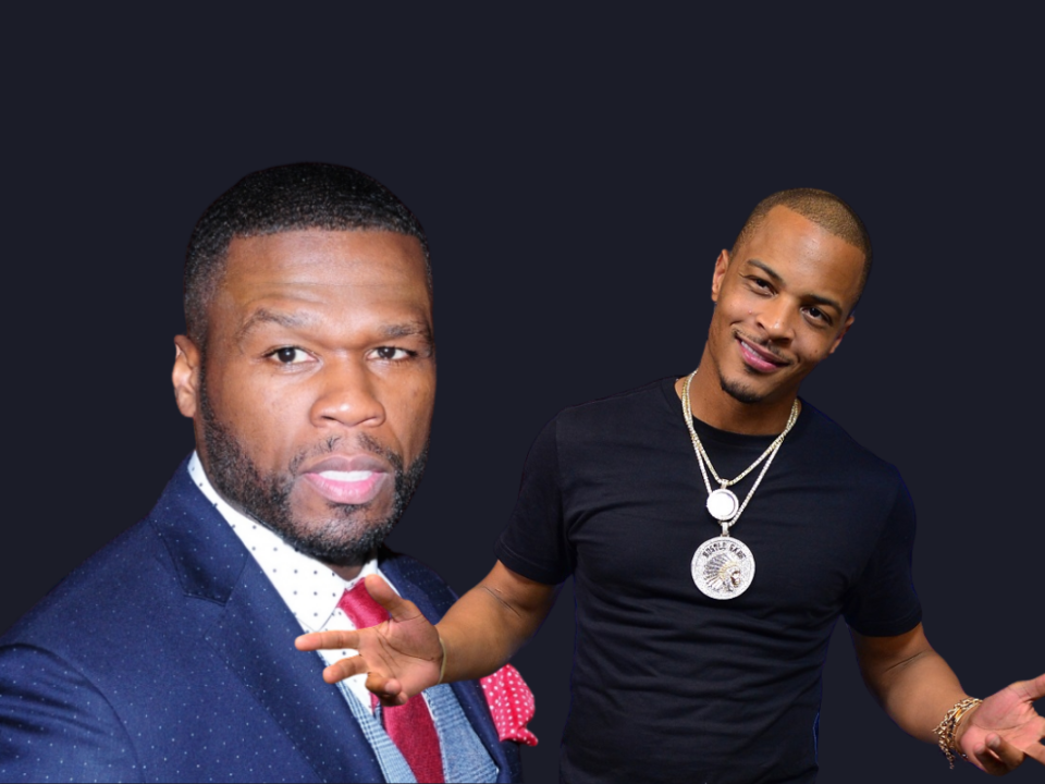 50 Cent and T.I.