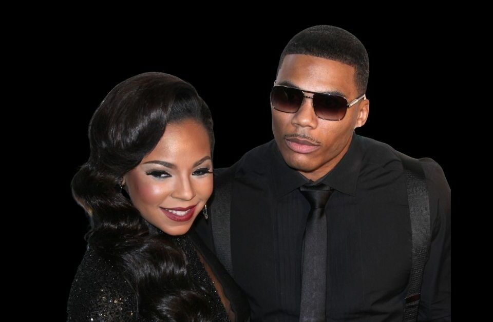 Ashanti and Nelly