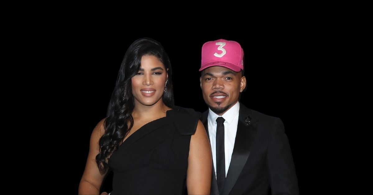 Chance The Rapper Happy To Hit Met Gala Without His Kids