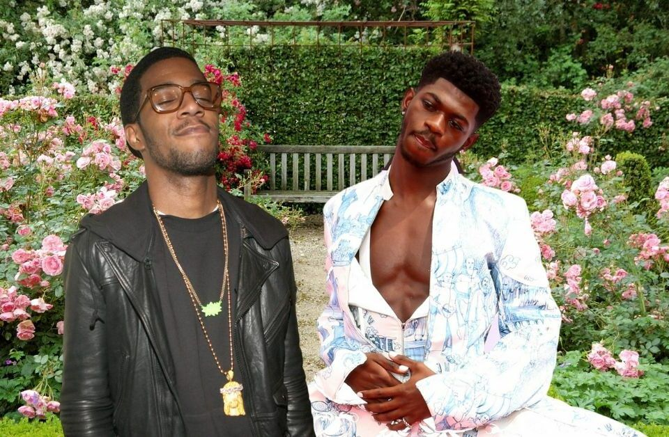 Kid Cudi and Lil Nas X