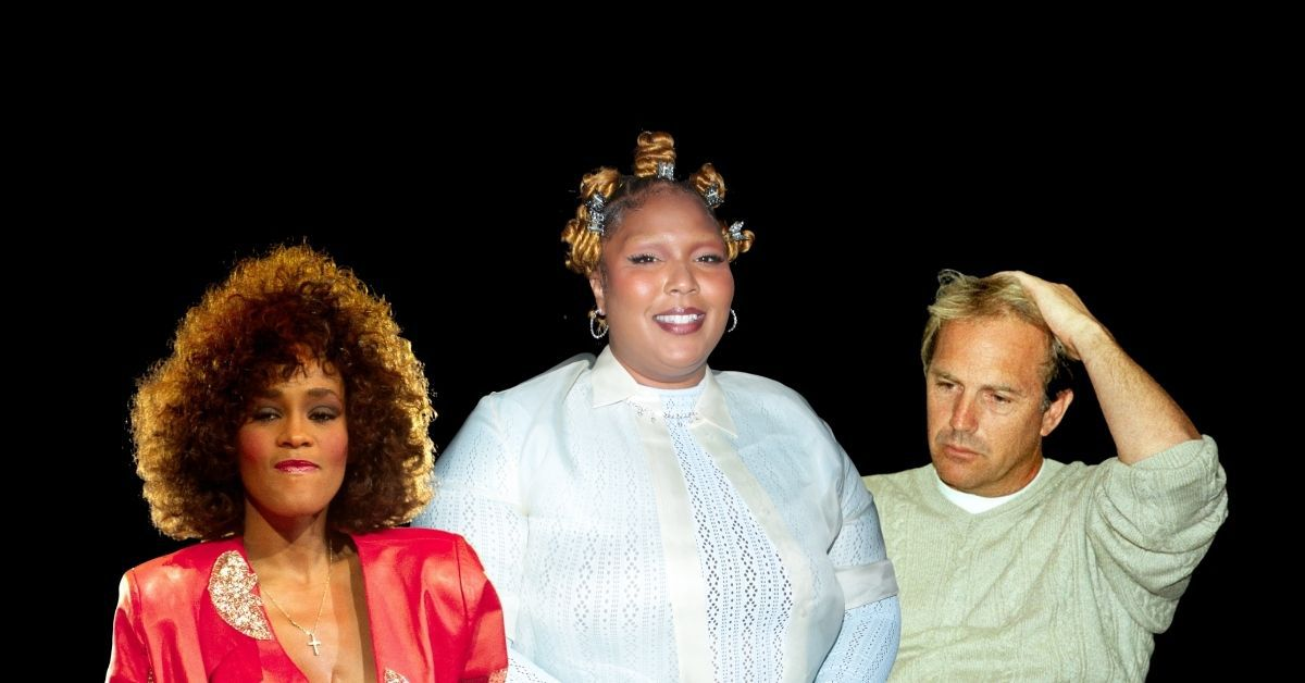 Whitney Houston, Lizzo and Kevin Costner