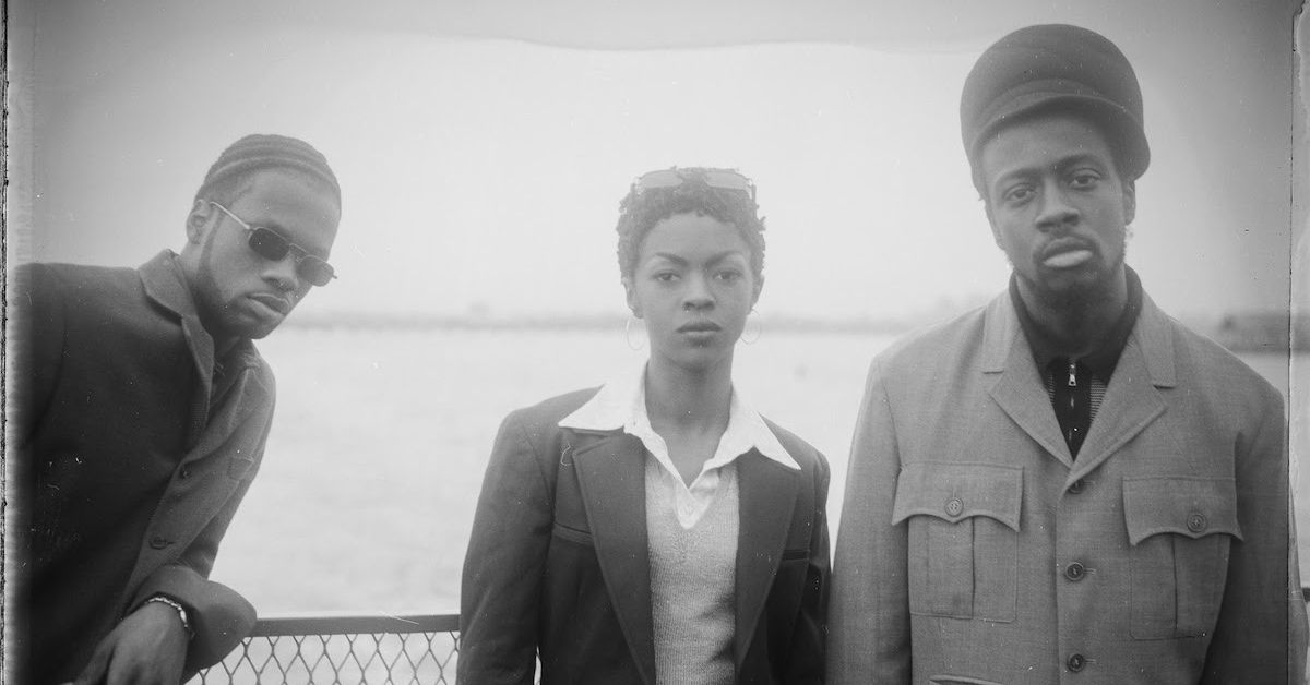 the fugees/ Photo credit: B+